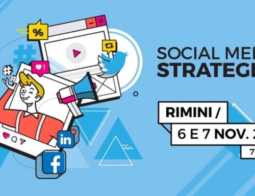 👍Social Media Strategies 2019 | 6 e 7 Novembre Rimini
